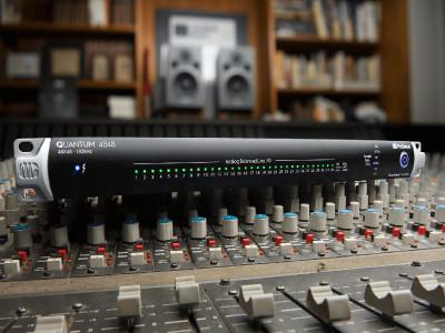 PreSonus Ships Quantum 4848 Thunderbolt Audio Interface for Recording Professionals