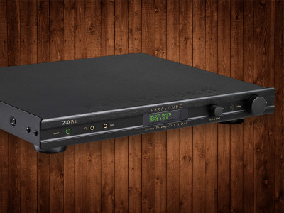 Parasound Introduces Affordable Preamplifier and DAC in its NewClassic Line
