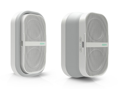 POW Audio Introduces Ultra-Compact Speaker with Patented WaveBloom Technology