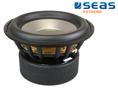 SEAS Expands In-House Production and Announces Extreme Subwoofer Series