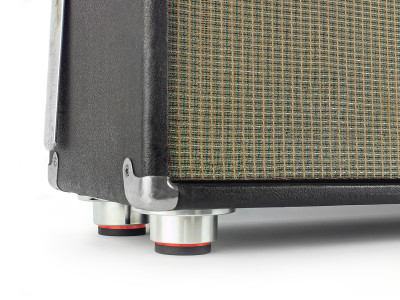 IsoAcoustics' Introduces Stage 1 Isolators Designed for Stage Monitors and Musical Instrument Amplifiers