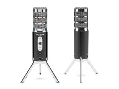 Samson Launches Satellite USB/iOS Microphone with Three Selectable Pickup Patterns