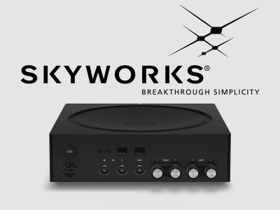 Skyworks Powers Wireless Audio Connectivity Applications on Sonos New Amp
