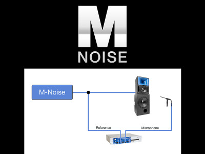 Meyer Sound Introduces M-Noise Test Signal for 'Real World' Loudspeaker SPL Measurements