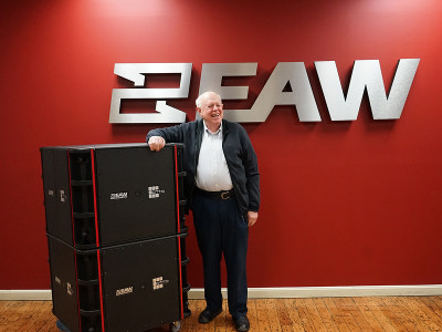 EAW Cofounder Ken Forsythe Returns to Help Build the Future