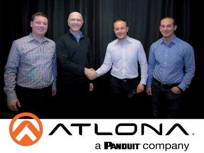 Panduit Acquires Global AV Solutions Manufacturer Atlona