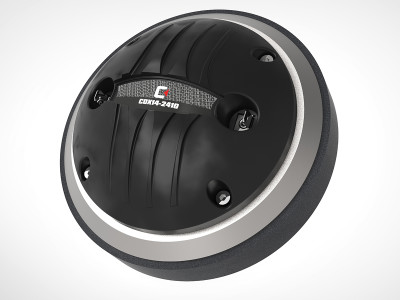 "Celestion Introduces CDX14-2410 10"" Ferrite Magnet Compression Driver"