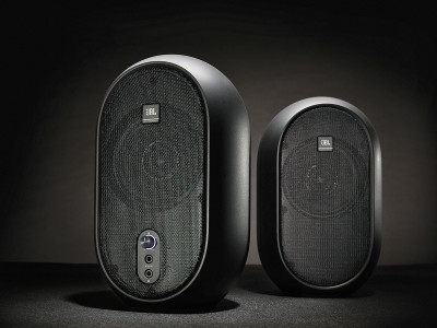 Harman Professional Solutions Showcases New JBL One Series 104 Compact Powered Reference Monitors at NAMM 2019
