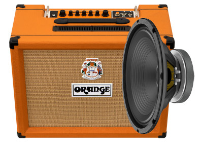 """Lavoce WSF121.70G 12"""" Guitar Speaker Selected for New Orange Tremlord 30 Combo"""