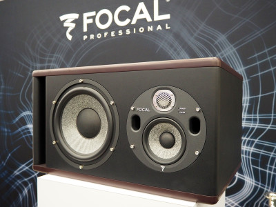 Focal Unveils Trio11 Be Switchable 3-Way, 2-Way, Nearfield or Midfield Monitor