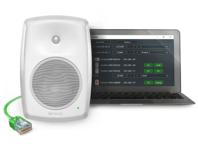 Genelec Launches Smart IP Audio Platform at ISE 2019