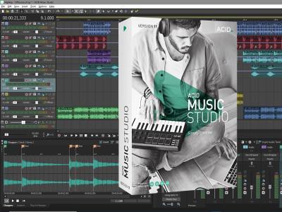 MAGIX Software Announces ACID Music Studio 11