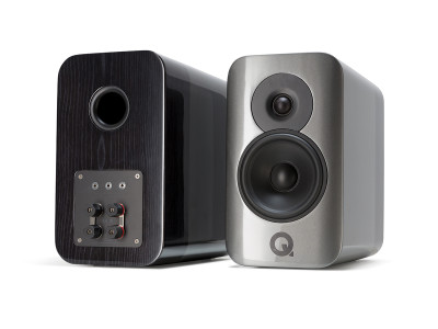 Q Acoustics Makes a Cutting Edge Design Statement with New Concept 300 Loudspeaker
