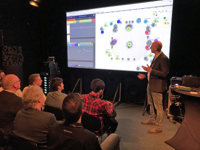 Astro Spatial Audio Shines with Object-Based Audio at Integrated Systems Europe 2019