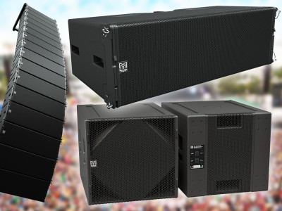 Martin Audio Announces New Wavefront Precision Longbow (WPL) Line Array Element and SXC118 Cardioid Subwoofer