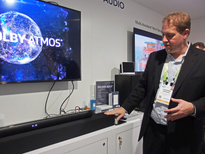 NXP Brings Dolby Atmos and DTS:X to the Masses with its New Immersiv3D Audio Solution