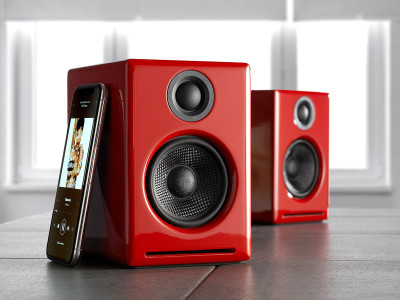 Audioengine Announces A2+ Wireless Powered Desktop Speakers with Bluetooth 5