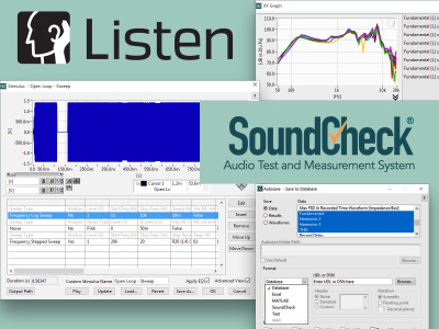 Listen Announces SoundCheck 17 Software Release
