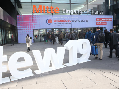Embedded World 2019 Breaks New Records in Exhibitor Numbers