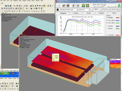 Predictive Acoustics and Acoustical Modeling Software: EASE
