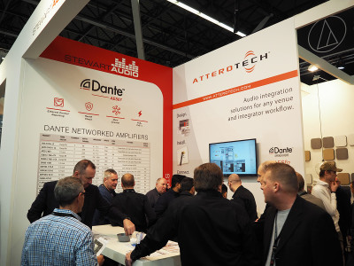 ISE 2019: Networks Expanded. Audio, Video, Control, and More.