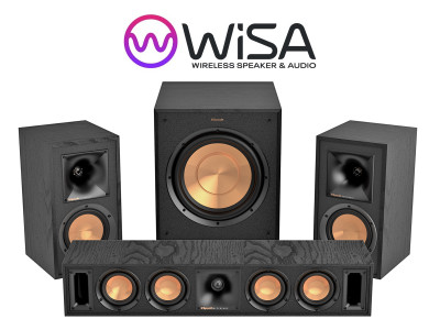 WiSA Announces Certification of Klipsch's Reference Wireless Speakers