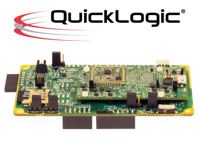 QuickLogic Announces Time Series EOS S3AI Development Platform for Endpoint AI and Machine Learning Applications