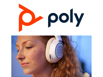 Plantronics + Polycom Merger Relaunched as Poly