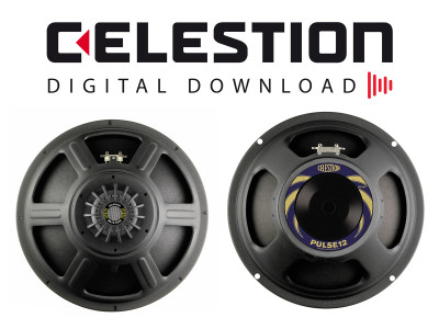 Celestion Debuts PULSE12 and BN15-300X Digitally Downloadable Impulse Responses for Bass Players