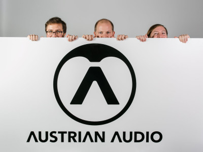 Made in Vienna. Again! Austrian Audio to Debut at Prolight+Sound 2019