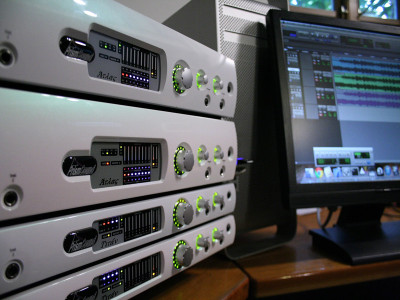 Prism Sound Updates Titan and Atlas Audio Interfaces With Dante Networking and New Control App