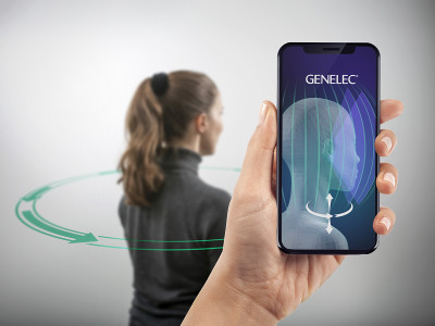 Genelec to Redefine Headphone Monitoring with Aural ID Software Technology