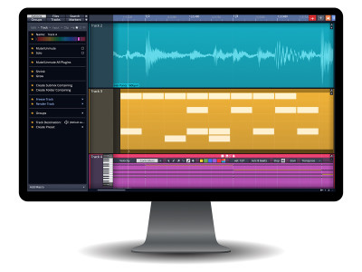 Tracktion Expands DAW's Capabilities with Waveform 10