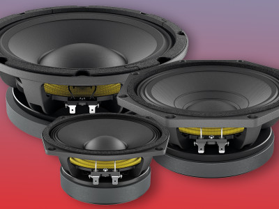 Lavoce Introduces New Midrange Drivers, Served Three Ways