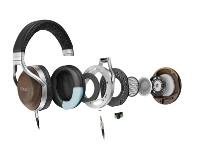 New Materials for Earphones and Headphones