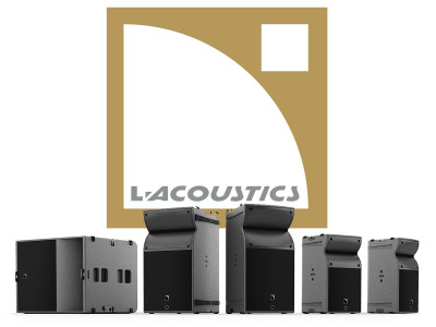 L-Acoustics Introduces New ARCS Family of Scalable Rental Solutions with Five New References