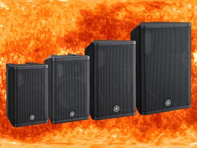 Yamaha Works with Nexo to Deliver Updated DXRmkII Loudspeakers