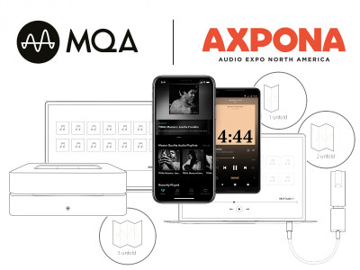 MQA Champions Master Quality Sound at AXPONA 2019 with Demos, Seminars, and Giveaways