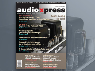 audioXpress May 2019 Glass Audio Special is Now Available!