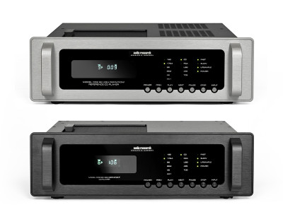 Audio Research Launches New Special Edition CD6 and Reference CD9 Transport/DAC