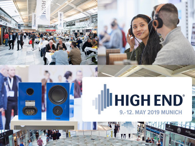 High End Show 2019 Global Audio Showcase Returns to Munich!