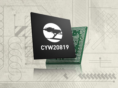 Cypress Low-Power Bluetooth MCUs Extend Range and Battery Life in Voice and Audio Applications