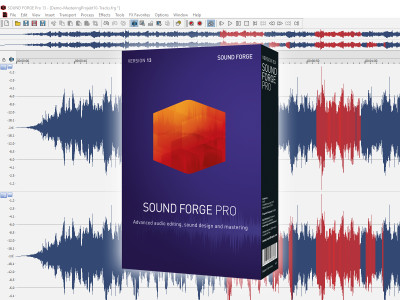 Magix Releases Sound Forge Pro 13 with Redesigned Interface, New VST Engine and ARA2 Support