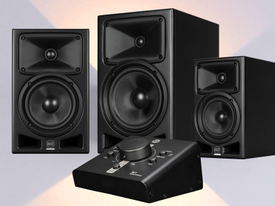 RCF Renews Range of Active Studio Monitors with New AYRA Pro Series