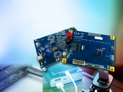 Renesas Electronics Simplifies Development of USB PD and USB-C Battery Charging Applications with New Reference Designs
