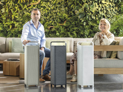 The Versatile Escape P9 Wireless Omnidirectional Speaker Concept