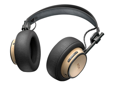 House Of Marley Launches Exodus Sustainably Designed Wireless Over-Ear Headphone
