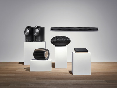 Bowers & Wilkins Announces Formation Suite of Wireless Home Audio Products