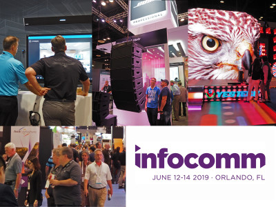 InfoComm 2019's Emerging Trends Day Will Explore the Technologies and Forces Disrupting the Pro-AV Industry