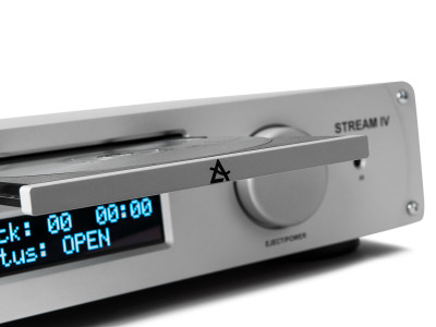Leema Acoustics Announces Stream IV Streaming CD Player